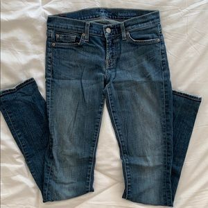 7 for all mankind Roxanne jeans 26